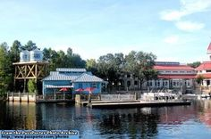 Port Orleans Riverside Marina...take the boat to Downtown Disney...what a nice ride, especially in the evening.