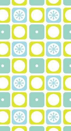 Mosaico Azuloso -- Karla Stelling-McWeeney - Mod Ink Cute Pattern, Pattern Art, Pattern Design, Surface Pattern, Surface Design, Textile Patterns, Textiles, Contemporary Fabric, Pretty Patterns