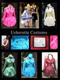 usherette costume - Google Search