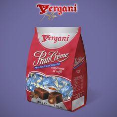 Pralina di cioccolato con crema di caffè!