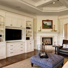 Fireplace Designs with Bookshelves   CORNER FIREPLACE? Fireplace Bookcase Design Ideas, Pictures, Remodel ...
