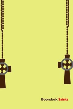 Boondock Saints - definitely one of my favourite movies of all time 1 & 2