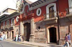 Museo Casa Colorada - Santiago, Chile