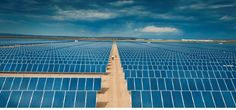 SunEdison solar photovoltaic installation