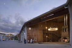 Jaw-dropping Corporate Campuse: Abercrombie & Fitch