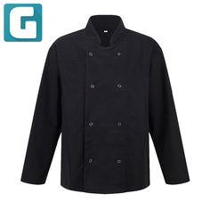New Chef Uniform Long-sleeve Autumn & Winter Hotel Restaurant Kitchen Man Chef Jacket Fall Winter, Autumn, Work Wear, Chef Jackets, Costumes, Unisex, Coat, Long Sleeve, How To Wear