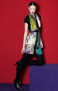 Etro Woman Autumn Winter 12-13 Main Collection