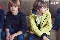 Noahn & Lorenzo from Sugar Kids for HUGO BOSS by Achim Lippoth.