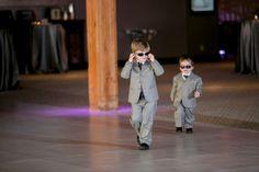 This little boys are too cute for words! Photo by Jeannine. #MinneapolisWeddingPhotographer #KidsInWeddings #Kids #Love