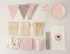 Nice Party Box pink/beige by NiceParty on Etsy, $60.00