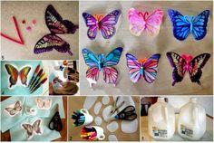 Ideas para reciclar botellas o envases de plastico | . . . . . . . . . . . . El detalle que hace la diferencia