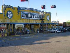 Herbs Crafts Gifts: The Big Texan Steak Ranch, Amarillo, Texas