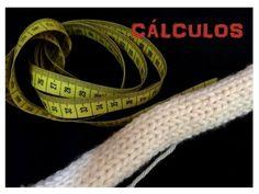 Cálculos de tejidos - Tejemos Todo