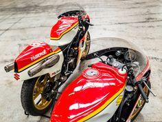Gallery: Barry Sheene's championship-winning bikes
