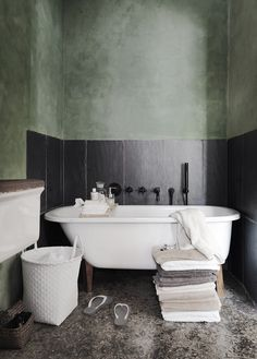 Steal This Look: A Trend-Setting Bath in Copenhagen | Remodelista | Bloglovin