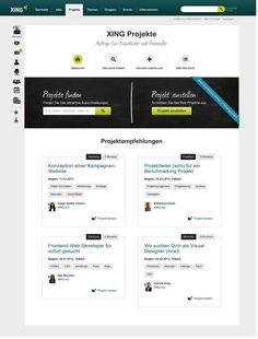 Heute gehen @XING_de Projekte für Freiberufler online. http://blog.xing.com/2013/01/xing-projekte-freiberufler-gesucht Ein interessantes Angebot, wie ich finde.