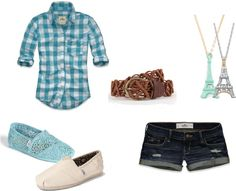 Untitled #4, created by alyssamarie-1 on Polyvore