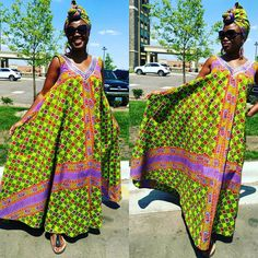 African cute dresses 2017 for womans African Dresses For Women, African Print Dresses, African Print Fashion, Africa Fashion, African Attire, African Wear, African Fashion Dresses, African Women, African Prints