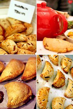 Pumpkin Pasties & Cornish Pasties: Harry Potter food! :)