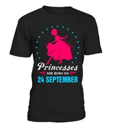 princesses are born in 24 September