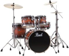 Are you looking for a new drum set? You can find a selection of PEARL DRUMS including this PEARL VISION BIRCH ARTISAN NEW FUSION SHELL PACK (22X18, 10X8, 12X9, 16X16, 14X5.5 (2) TH-9001 at jsmartmusic.com