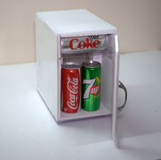 DIY Portable Mini Refrigerator