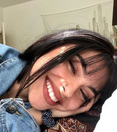 Wispy bangs - Hair - Wispy bangs - Hair - - Care - Skin care , beauty ideas and skin care tips Wispy Bangs, Short Hair With Bangs, Hairstyles With Bangs, Thin Bangs, Front Bangs, Side Fringe Bangs, Dark Hair Bangs, Natural Hair Bangs, Light Bangs