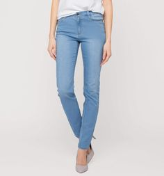 Skinny jeans manner hellblau