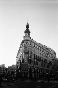 Madrid. Want to go back here again too! Miss Spain.