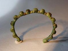 Antique for sale Bracelet Late iron age La Tene Bracelet Ancient jewelry Fashion clothes beauty accessory