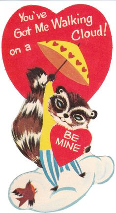 Cloud 9 | Community Post: 26 Vintage Valentine's Cards That Will Warm Your Heart.