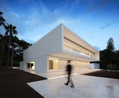 Casa Entre La Pinada by Fran Silvestre Arquitectos - Archiscene - Your Daily Architecture & Design Update