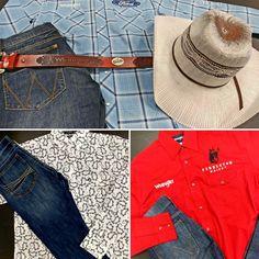 Venez faire le plein de superbes vêtements western pour hommes! Westerns, Bucket Hat, Hats, Fashion, Wrangler Clothing, Western Wear, Men, Moda, Bob