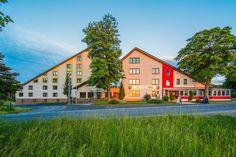 Aktiv & Vital Hotel Thüringen, Ansicht im Sommer