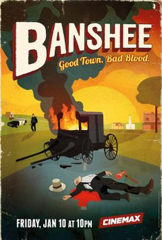 7 Banshee Ideas Banshee Cinemax Banshee Tv
