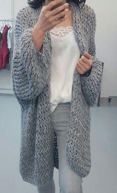 Long loose knit