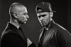Oxxxymiron and Porchy