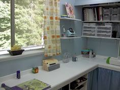 Awesome Scrapbooking Room!