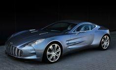 Coolest Aston Martin going!