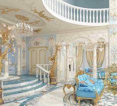 Mansion Interior, Dream House Interior, Luxury Homes Interior, Dream Home Design, My Dream Home, Interior And Exterior, House Design, Beautiful Interiors, Beautiful Homes
