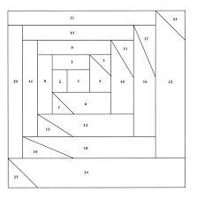Resultado de imagen para libros log cabin patchwork