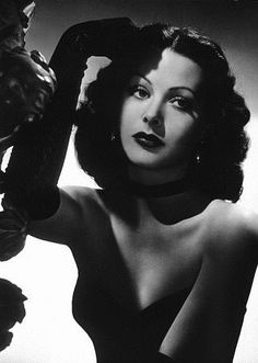 Hedy Lamarr  co-inventor – with composer George Antheil – an early technique for spread spectrum communications and frequency hopping, necessary to wireless communication from the pre-computer age to the present day
