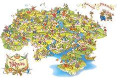 карта україни - Поиск в Google