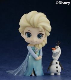 Elsa et Olaf  Reine des Neiges