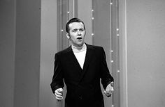 Hippy Dippy Weather man: Weather tonight:dark. Turning partly light by morning.  George Carlin