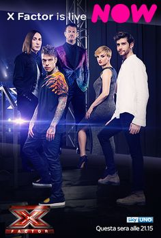 X Factor 2016 - Live Show streaming | Now TV