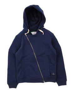 MACCHIA J Boy's' Sweatshirt Dark blue 16 years