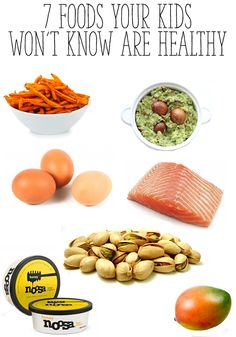 7 Healthy Foods to Fool Your Kids - Small Fry