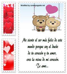 descargar frases de amor gratis,buscar textos bonitos de amor: http://www.consejosgratis.net/mensajes-para-mi-amor/