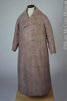 Overcoat 1790-1800